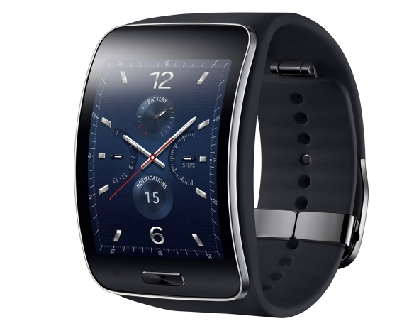 DailyTech - Call-capable Samsung Gear S Smartwatch Launches Nov 7 in U.S.
